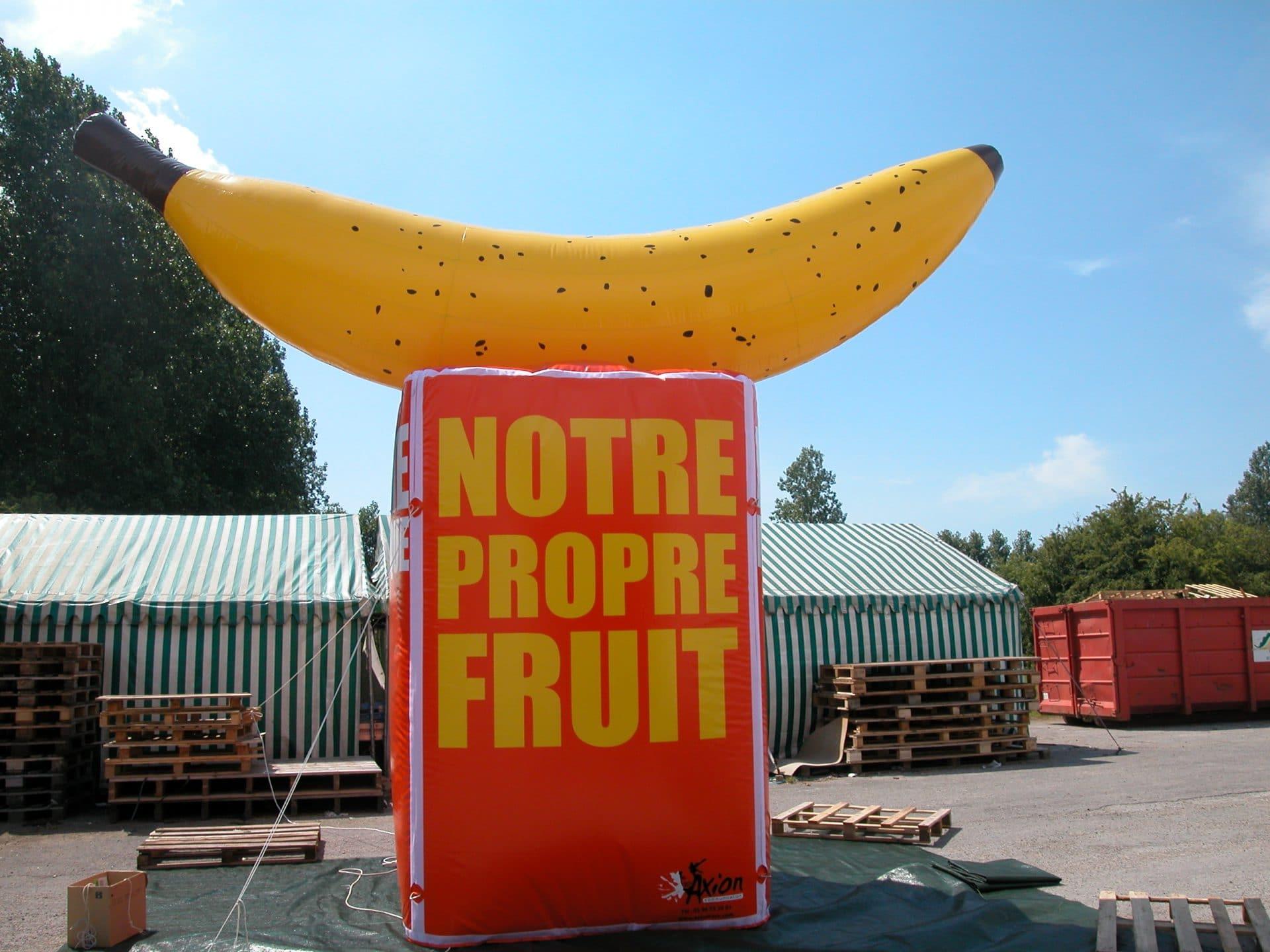 Répliques de produit Banane